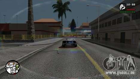 SA Render Public-Beta v0.1 pour GTA San Andreas