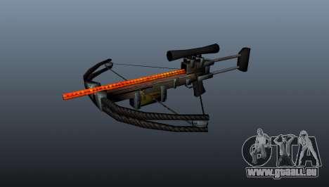 Arbalète Half-Life pour GTA 4
