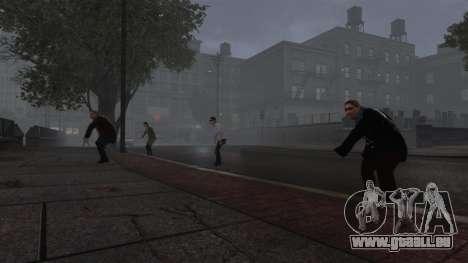 Nouveau Zombie-script pour GTA 4 secondes d'écran