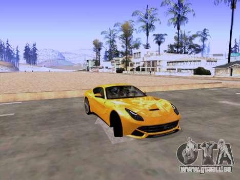 SA_RaptorX v2.0 pour PC faible pour GTA San Andreas
