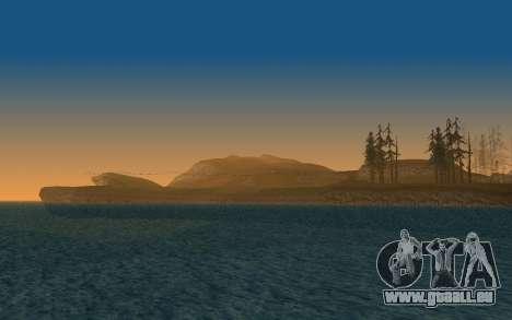Timecyc v2.0 für GTA San Andreas sechsten Screenshot