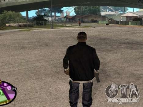 Nouveau Bmybar pour GTA San Andreas deuxième écran