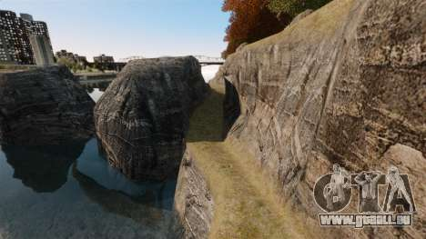 Bohan-Dukes Off Road Track für GTA 4 elften Screenshot