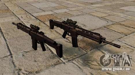 Selbstladegewehr Magpul Masada für GTA 4