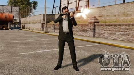 Michael de Santa pour GTA 4 troisième écran