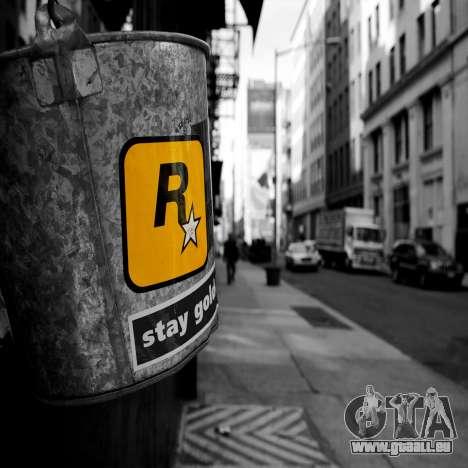 Écrans de chargement Rockstar pour GTA 4 cinquième écran
