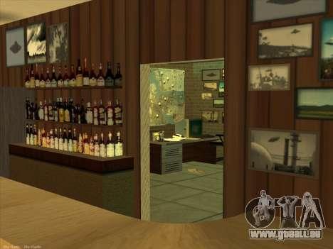 Neue Texturen für den Innenausbau für GTA San Andreas achten Screenshot