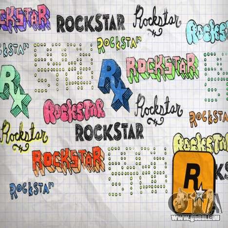 Écrans de chargement Rockstar pour GTA 4 troisième écran