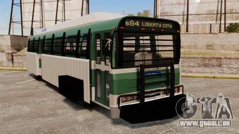 Gepanzerter bus für GTA 4