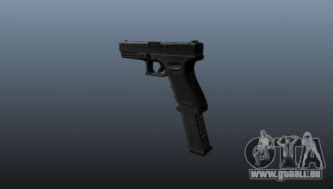 Glock 18-Maschinenpistole für GTA 4 Sekunden Bildschirm