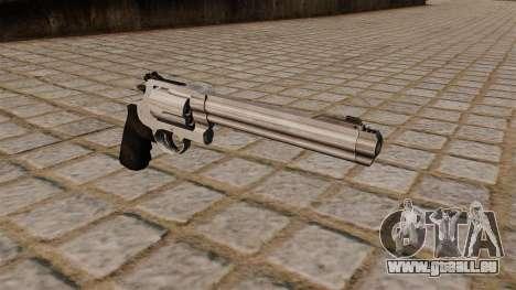 500 S & W Magnum revolver. pour GTA 4