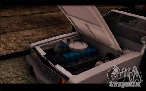 Ford Fairmont 1978 4dr Police für GTA San Andreas Seitenansicht