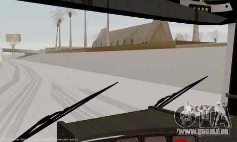 Aktives Dashboard v3. 2 Full für GTA San Andreas sechsten Screenshot