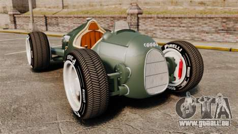 Auto Union Type C 1936 pour GTA 4