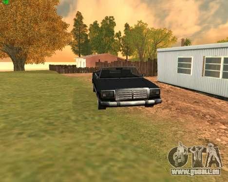ENB Series for SAMP pour GTA San Andreas quatrième écran