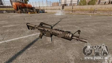 Assault Rifle-Colt AR-15 für GTA 4