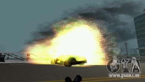 Nouveaux effets graphiques v.2.0 pour GTA Vice City cinquième écran