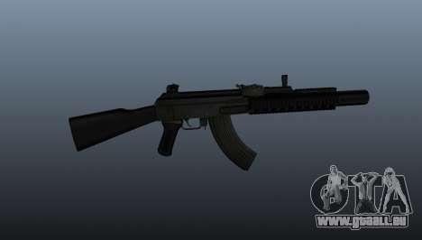 AK-47-SD für GTA 4 dritte Screenshot
