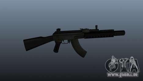AK-47 SD pour GTA 4 troisième écran