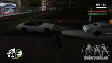 Schlagring für GTA San Andreas fünften Screenshot