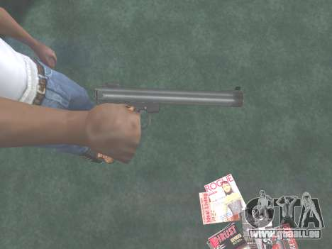 Ruger .22 pour GTA San Andreas