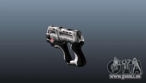 Pistolet M77 Paladin pour GTA 4 secondes d'écran