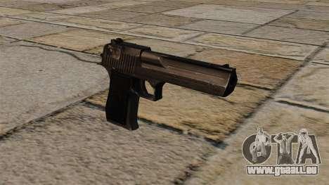 Desert Eagle pistolet Stalker pour GTA 4