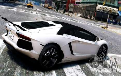 Lamborghini Aventador LP760-4 Oakley Design pour GTA 4 est un droit