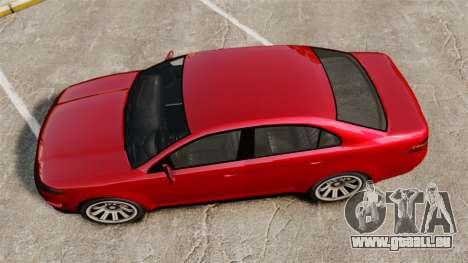 GTA V Vapid Stanier für GTA 4 rechte Ansicht