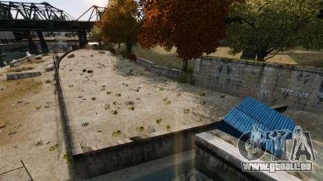 Bohan-Dukes Off Road Track pour GTA 4 neuvième écran