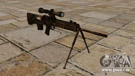Fusil de précision QBU-88 pour GTA 4