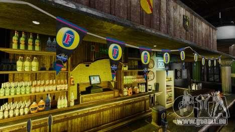 Logos de la vraie bière pour GTA 4 troisième écran