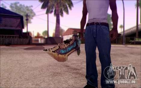 Kel′Delar pour GTA San Andreas deuxième écran