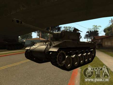 M18-Hellcat für GTA San Andreas