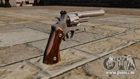 S & W M29 revolver 44Magnum. pour GTA 4 secondes d'écran