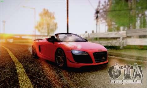 Reflective ENBSeries v1.0 für GTA San Andreas achten Screenshot