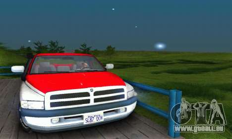 Dodge Ram 2500 pour GTA San Andreas