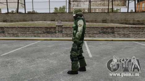 Eine amerikanische Kommando Urban für GTA 4 Sekunden Bildschirm