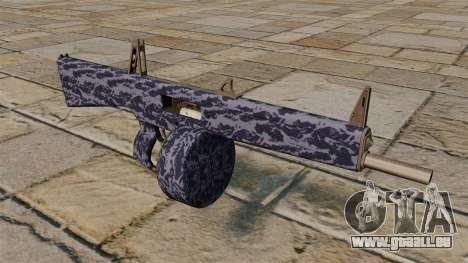Die AA-12 Shotgun Camo für GTA 4