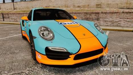 Porsche 911 Turbo 2014 [EPM] Gulf für GTA 4