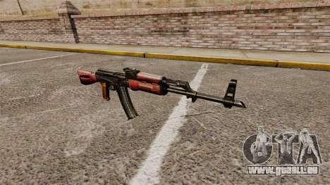 AK-47 v2 pour GTA 4