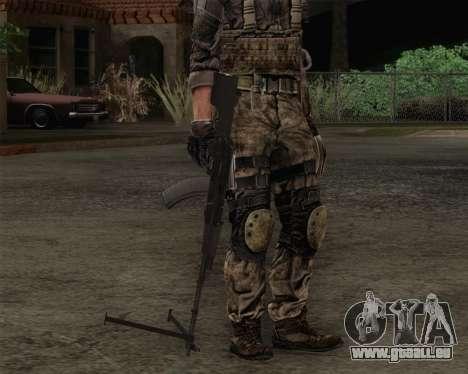 Die RPK-74 m für GTA San Andreas zweiten Screenshot