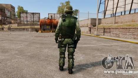Un commando américain Urban pour GTA 4 troisième écran