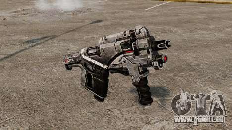 Locust M12 automatique pour GTA 4