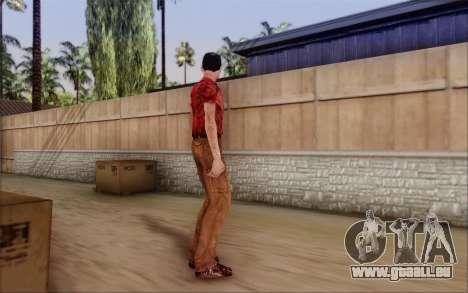 Habib pour GTA San Andreas deuxième écran