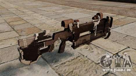Arme comique Seeker pour GTA 4 secondes d'écran