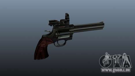 Revolver Colt Python 357 Aimshot pour GTA 4 troisième écran