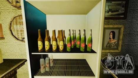 Logos de la vraie bière pour GTA 4 cinquième écran