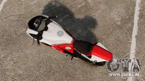 GTA IV TLAD Bati v2 für GTA 4 hinten links Ansicht