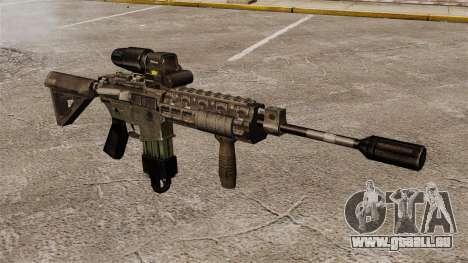 M4 Carbine hybride portée pour GTA 4